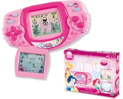 LCD Game Disney Princess 2 In 1