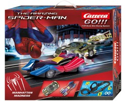Pista Spider-Man Manhattan Madness